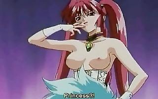 a manga femdom fairy tale
