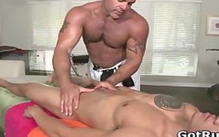 admirable man receives superb homo rub 9 by