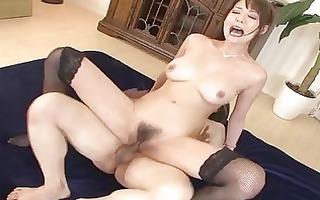 breasty japanese hottie