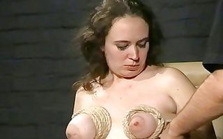 breast punishment and extreme thraldom of english