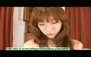 serina hayakaw virginal chinese gal is shoving