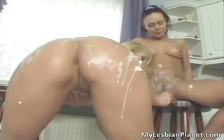aroused sexually excited lesbo sweetheart part3