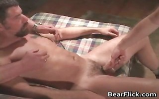 cabin mountain sex with homosexual bears part11