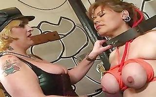 lesbo latin chick domination and plump lezdom big