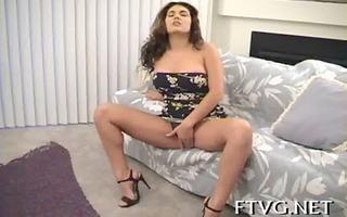 playgirl masturbates so well
