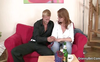 busty whore enjoys riding his large meat
