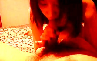 asian legal age teenager blow job and cowgirl