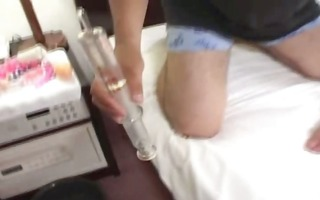 duett asians fucking arse and making blow