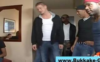 homo twink bukkake anal team fuck