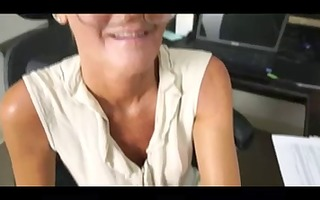 mature cook jerking #4 (fathers wife)