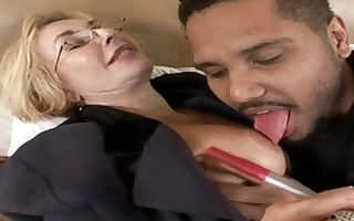 hawt non-professional mother i gets team-fucked