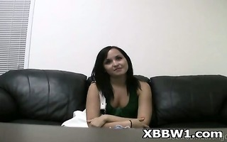 bewitching fat woman enticed and pounded extreme