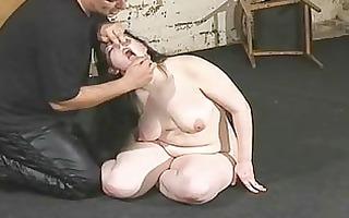 coarse slavegirl domination