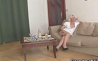 sexy blond older needs recent rods