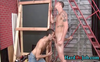 those boyz are lewd at the job, homosexual part5