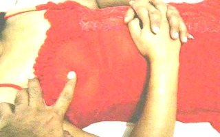 desi wife fondled by hubby