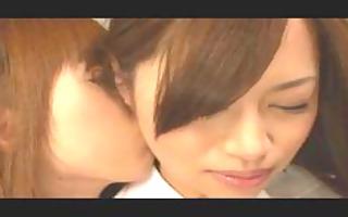sweet japanese lesbos