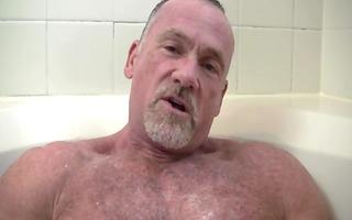 dad older gay mickie collins