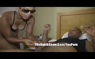 homo dude copulates dominican girl queen st time