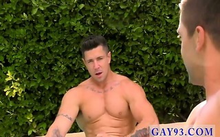 hardcore gay studly muscle chap trenton is