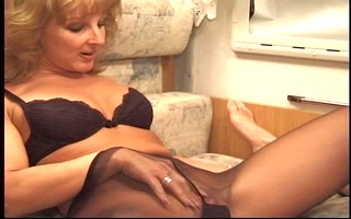 mother in hose