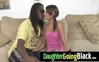 huge black dong copulates my daughter legal age