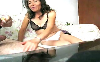 fucking hawt aged lady with fuck-rubber