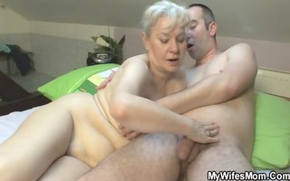 she is sucks and bonks her son in law