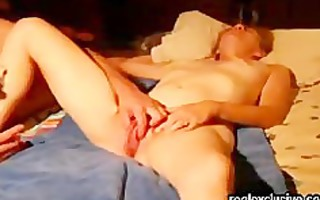 my wife in ecstasy with pump and my fingers