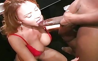 non-professional mature housewife interracial