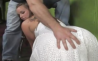 sexy gal dominated