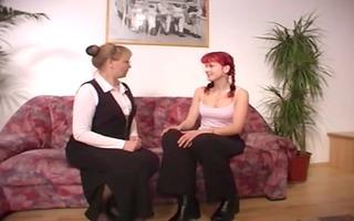 dilettante german threesomes