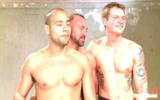 leo and trent in very extraordinary gay porn part5