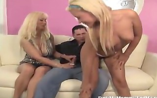 porn star milf brings daughter into some