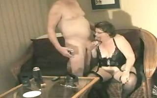 homemade grandma acquires willing to fuck