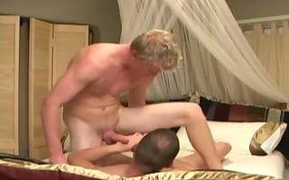 semen eating bareback lovers nasty anal
