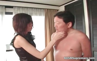poor fellow receives fastened up and dominated