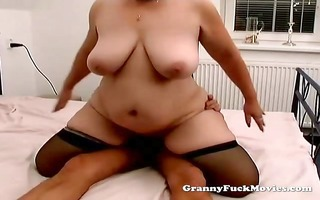 granny betty with large mambos