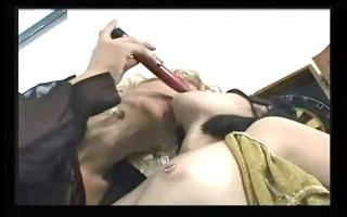randi storm + juliette jett, smoking hawt lesbo