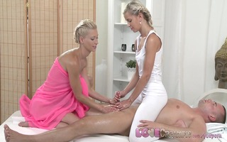 love creampie horny and shaven juvenile blondes