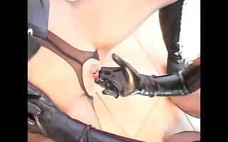 big boob latex lesbo babes!!!!!!!