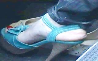 lgh - german public high heels zum besamen