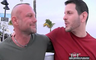 chad brock pounds the cum out of his boyfriend