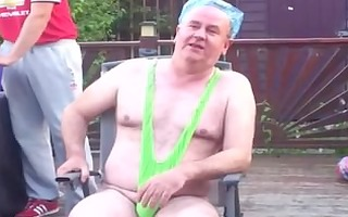 ice defiance in a mankini (7)