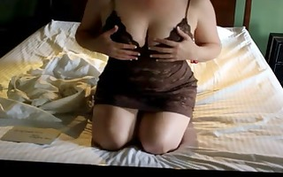 wifes large jugs