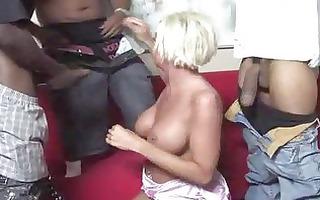 breasty golden-haired mother i jordan blue goes