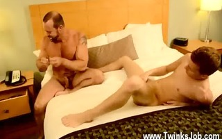 homosexual xxx thankfully, muscle dad casey has