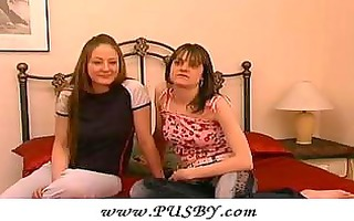 british dilettante lesbian babes homefilmed