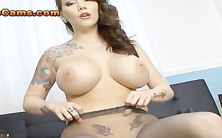 large bra buddies hose foot fetish