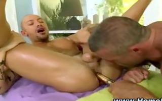 latin straight boy turns homo